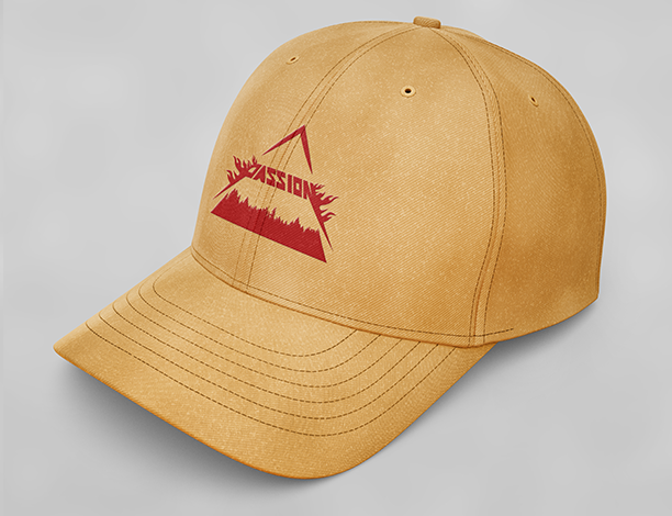 Passion Dad Hat - Triangle