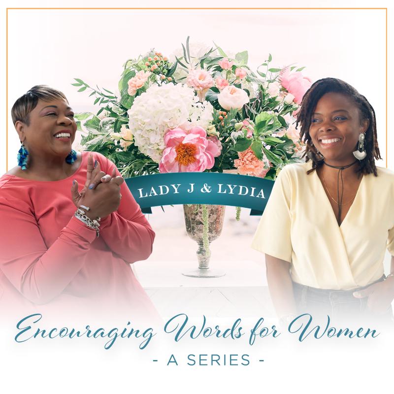 Encouraging Words for Women