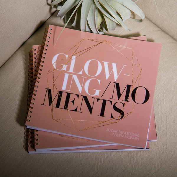 Glowing Moments - 30 Day Devotional